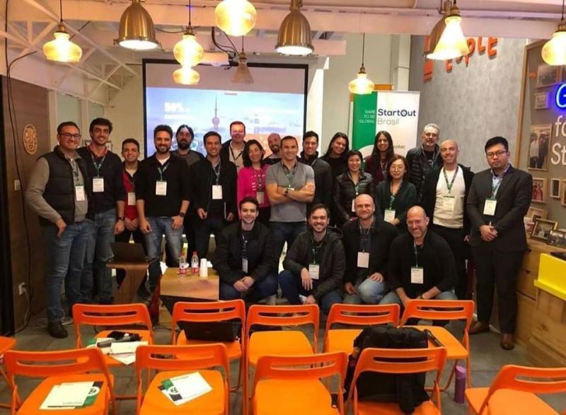 Após integrar a missão de startups para China, Holobox agora viaja à Dubai