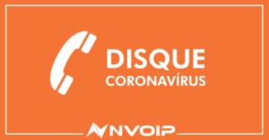 Startup disponibiliza gratuitamente Disque Coronavirus para prefeituras e hospitais filantrópicos