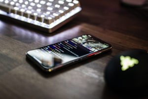 Downloads de aplicativos de streaming teve um aumento de 75%