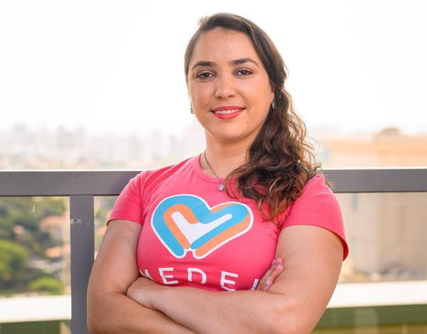 Medei é uma das 10 finalistas do Female Scale