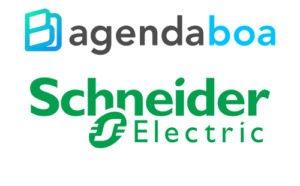 Schneider Electric trabalha em parceria com a Agenda Boa em ação para conectar eletricistas e clientes